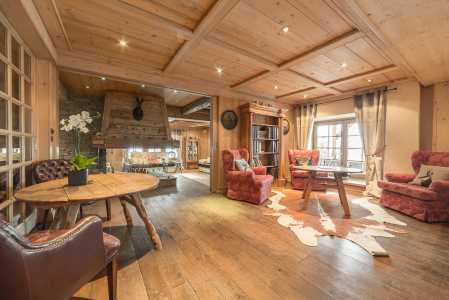 Private chalet, MEGEVE - Ref 69740
